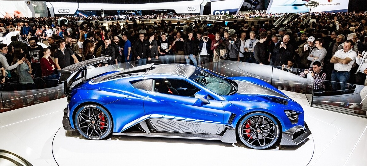 2019-Zenvo Automotive- MASCOT WORKWEAR - Zenvo hypercar - blue