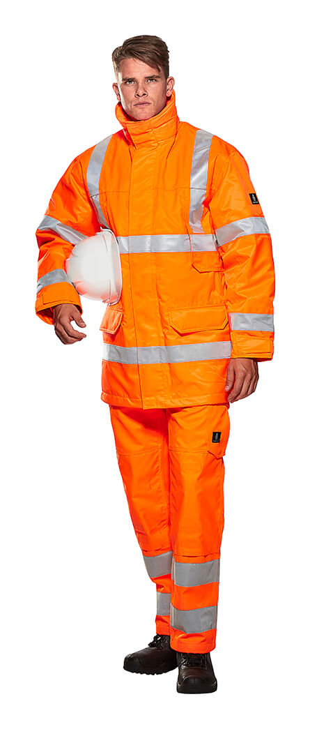 MASCOT® SAFE LIGHT Winterkleidung - Hi-Vis Orange - Model
