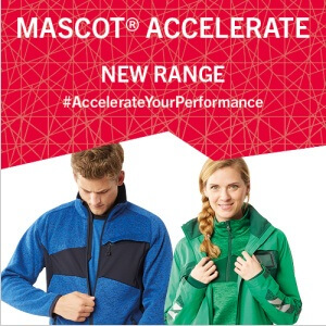 MASCOT® ACCELERATE Arbeitskleidung - banner