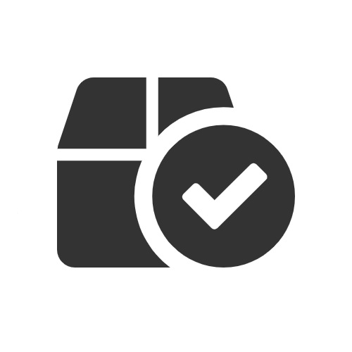 check-box icon