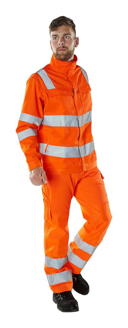 Hi-Vis Orange - Schutzkleidung - MASCOT® SAFE LIGHT - Model