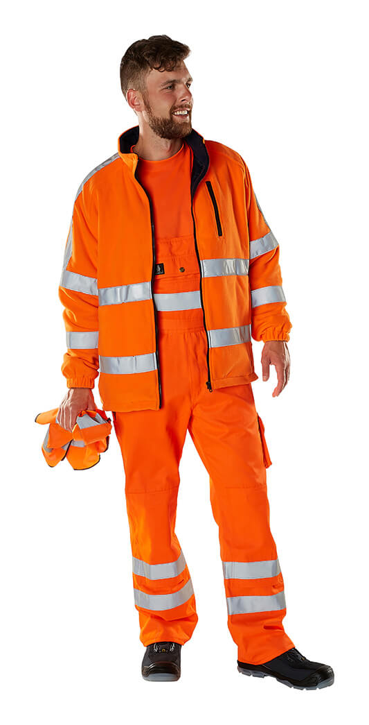 Arbeitsbekleidung - Hi-Vis Orange - MASCOT® SAFE ARCTIC - Model